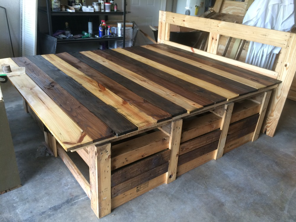 crate bed