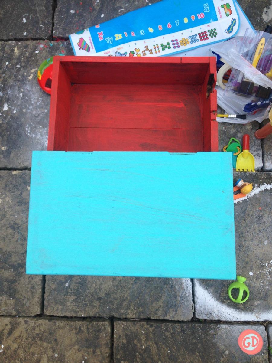 DIY KIDS TOOL BENCH 2