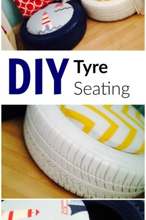 DIY KIDS GARDEN STOOL SEATING / GRILLO DESIGNS