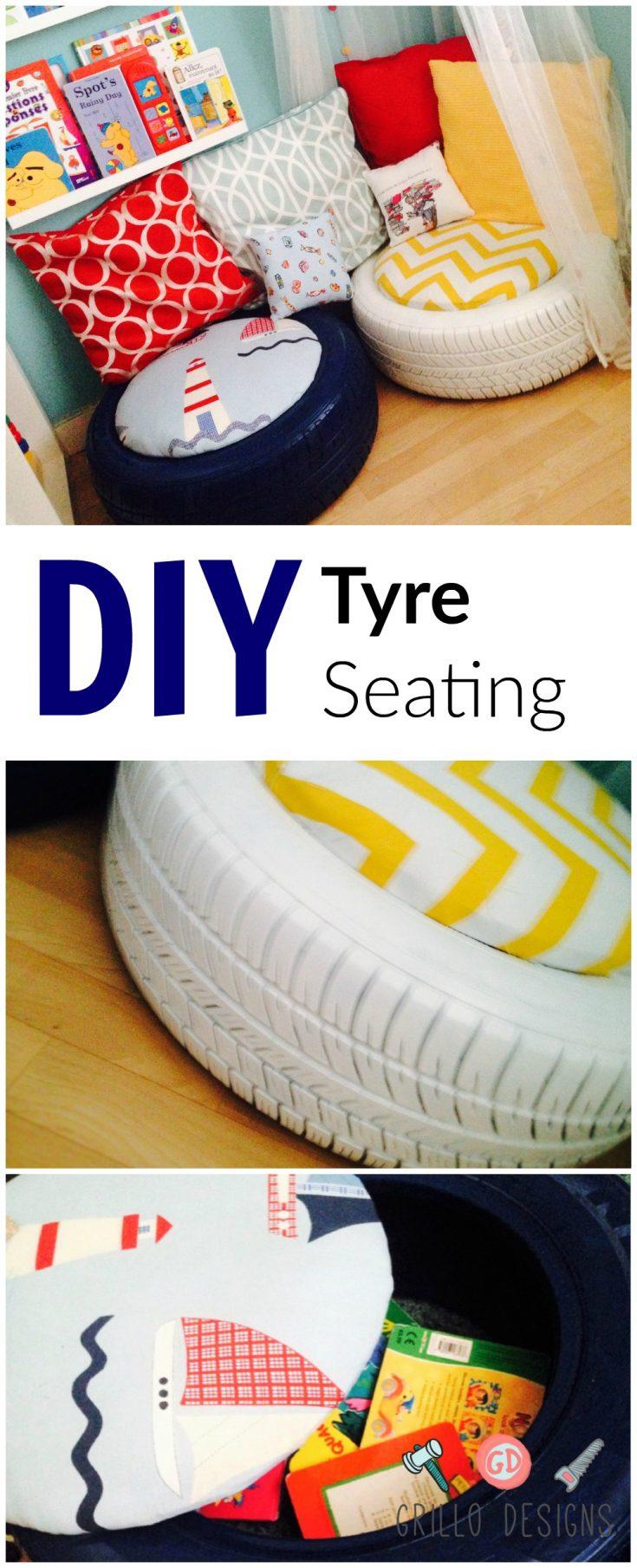 DIY Tyre Seating Tutorial