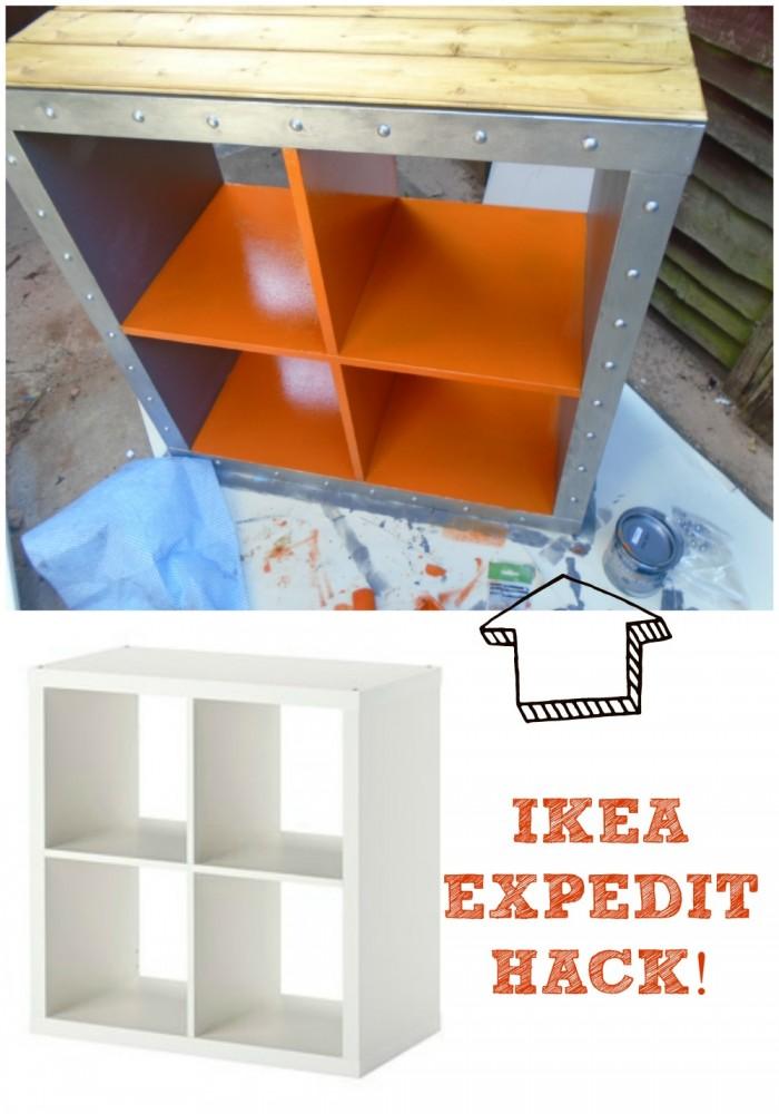 Ikea Hack Industrial Storage Grillo Designs