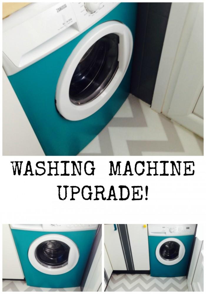 UPGRADE YOUR WASHING MACHINE