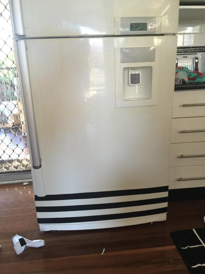 Fridge Makeover