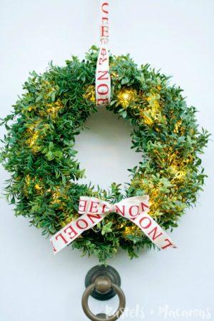 boxwood-wreath