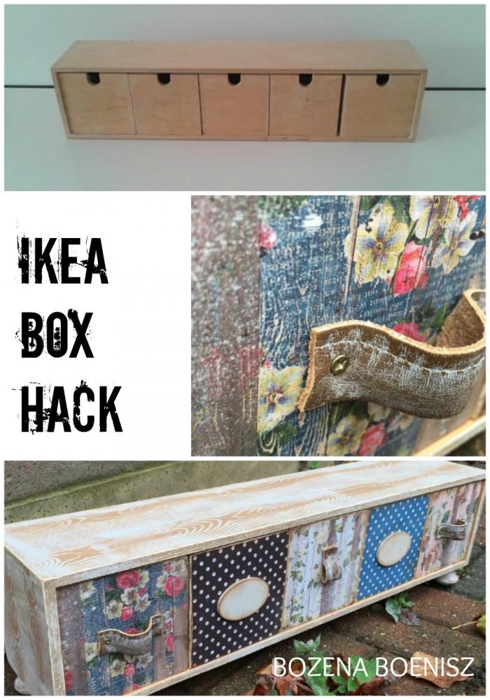 An IKEA Craft Box Hack