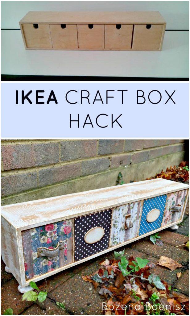 Ikea box hack