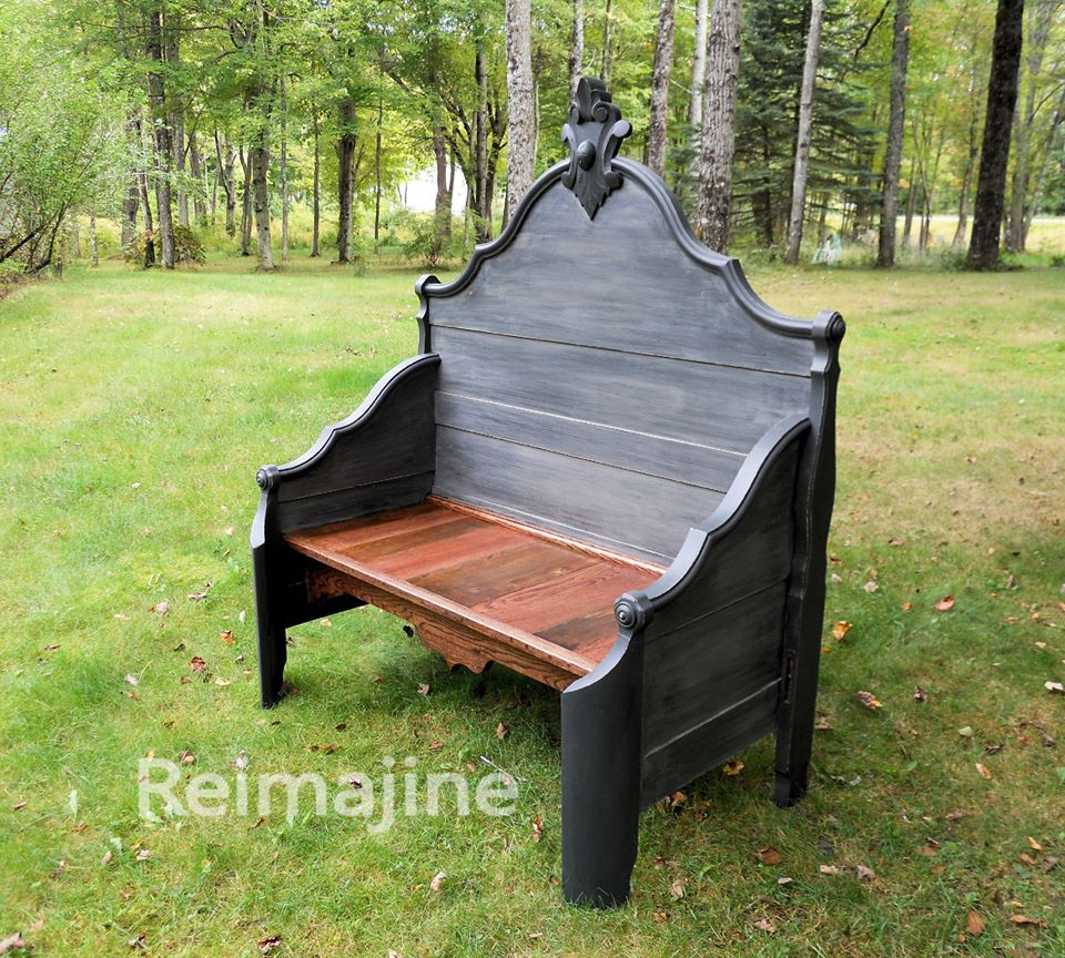 Reimajine bench