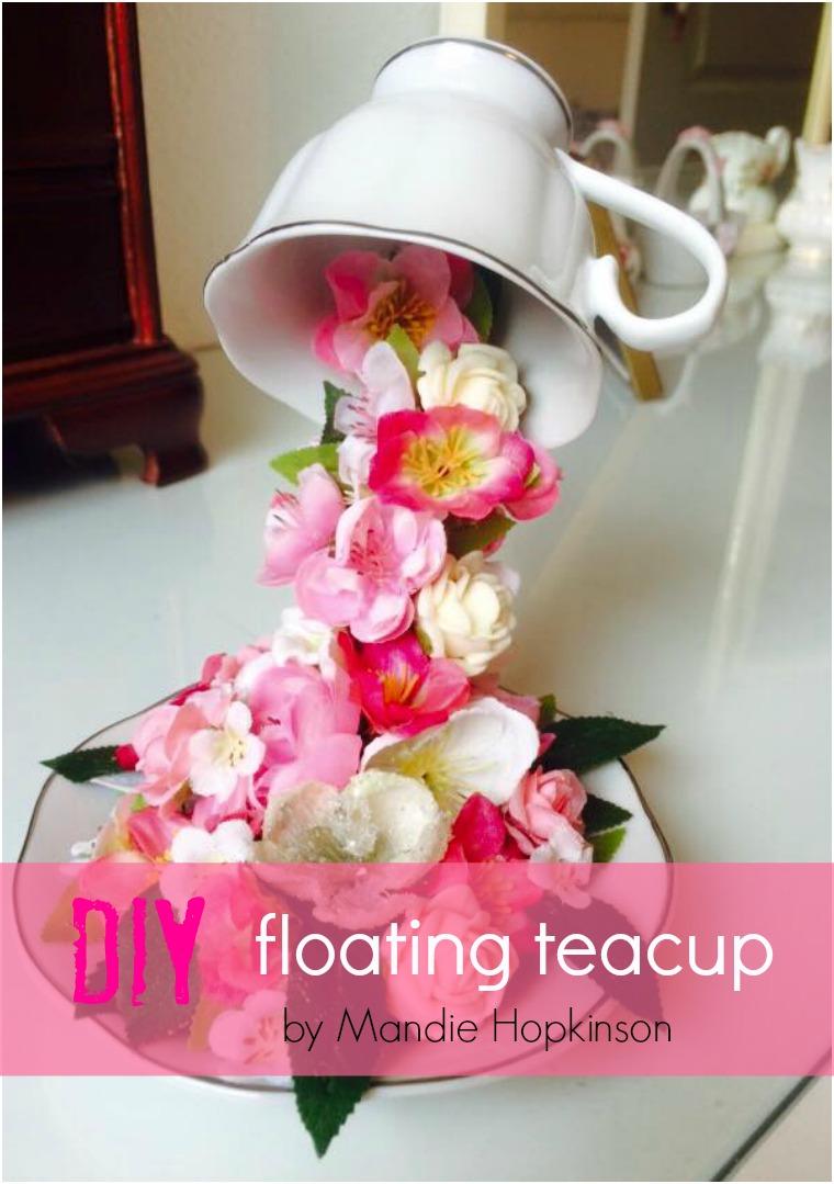 Mandie Hopkinsons floating cup
