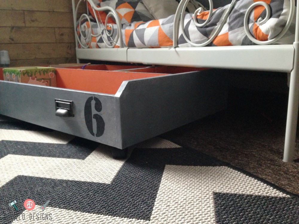 Under The Bed Storage On Wheels Simple IKEA PAX Drawer To Under Bed Toy Box On Wheels Grillo Designs