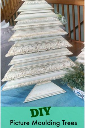 picture Moulding trees