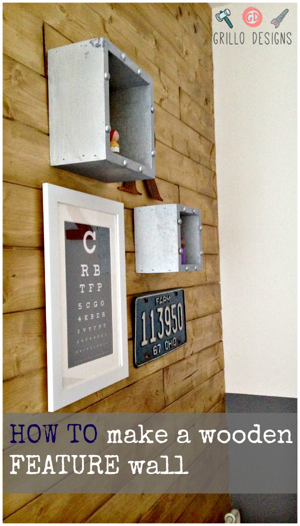 How to make a wooden feature wall grillo designs for How to design a photo wall