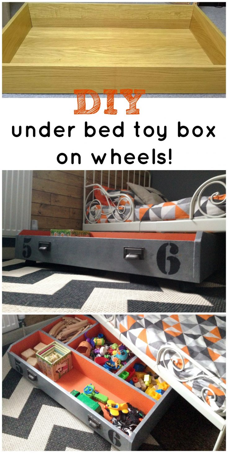 Toys For Under 1 : Diy desk to bench grillo designs