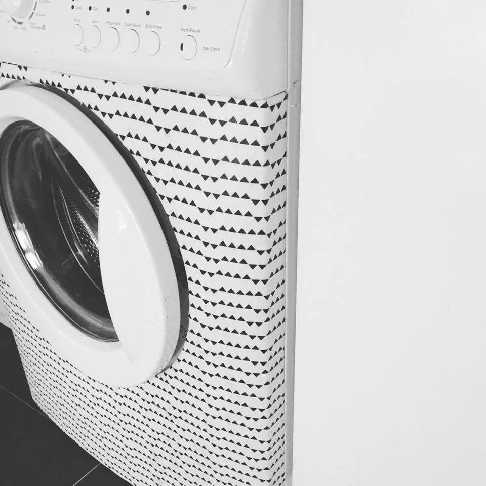Washing Machine Makeover