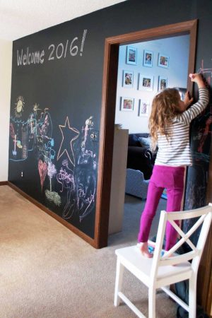 29 ways to decorate your rental with contact paper or temporary wallpaper / Grillo designs