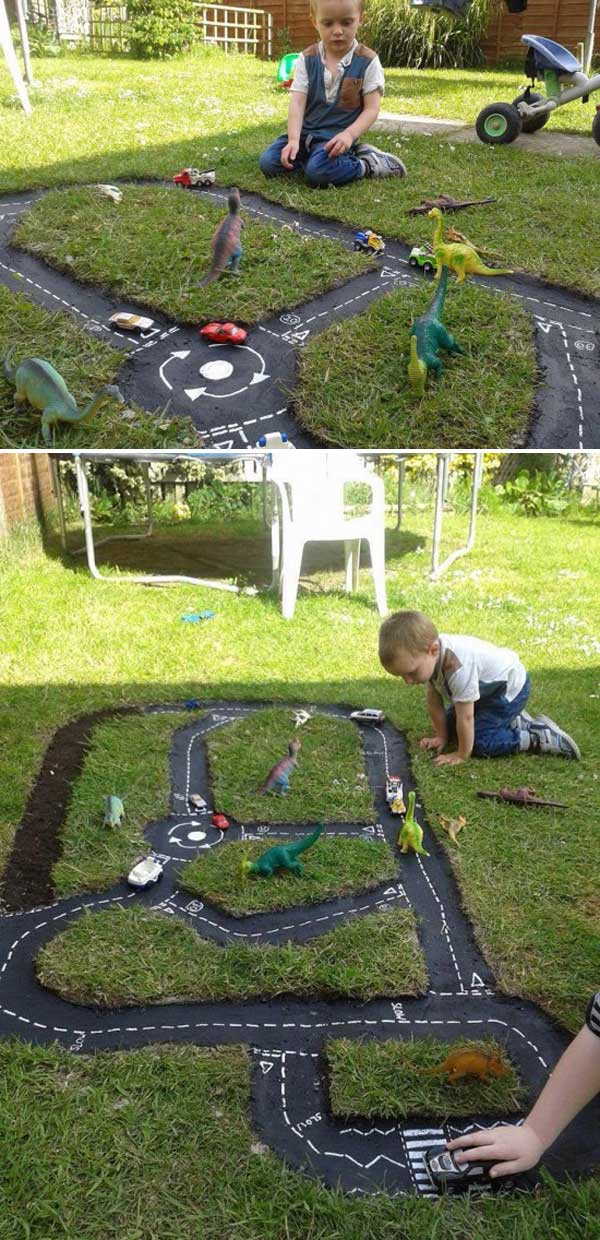 24 Fun & Playful Outdoor DIY Projects for Kids | Grillo Designs Construction Toddler Backyard Ideas on toddler room ideas, toddler art ideas, toddler closet ideas, toddler gardening ideas, toddler craft ideas, toddler breakfast ideas, toddler bathroom ideas, toddler playground ideas, toddler halloween ideas, toddler spring ideas, toddler birthday ideas, toddler pool juice ideas, toddler christmas ideas, toddler photography ideas, toddler painting ideas, toddler bedroom ideas, toddler parties ideas, toddler bed ideas, toddler party ideas, toddler storage ideas,