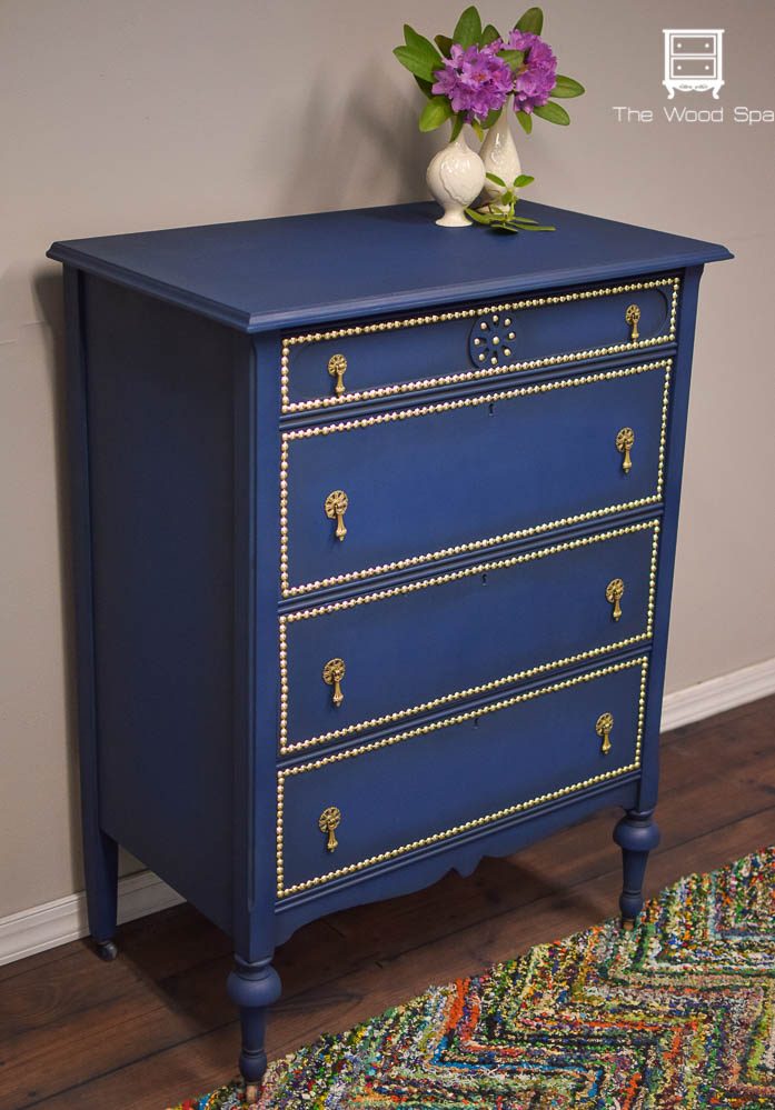 DIY NAIL HEAD TRIM DRESSER 1