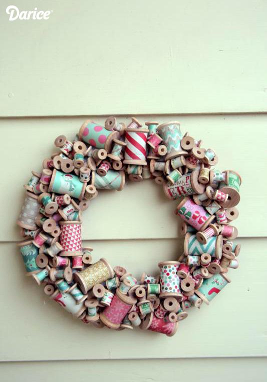 Wooden-spool-DIY-wreath-Darice-1