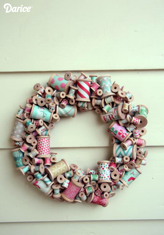 Wooden-spool-DIY-wreath-Darice-1