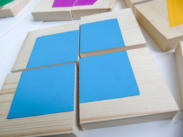 diy wooden shapes puzzles 1
