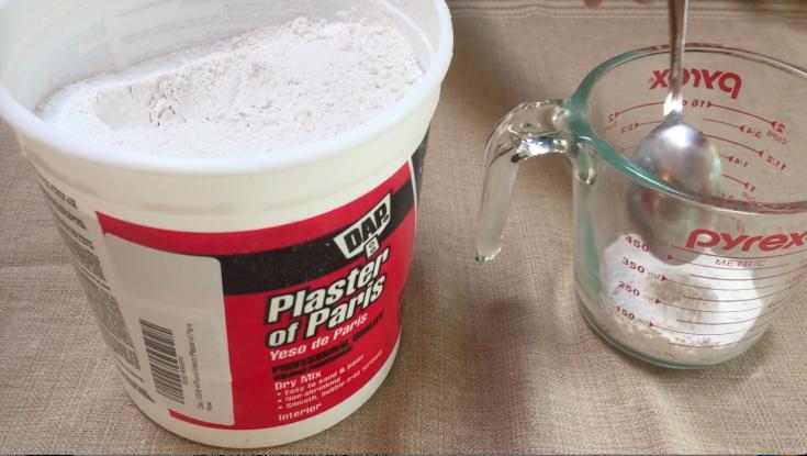 Homemade- Chalk- Paint