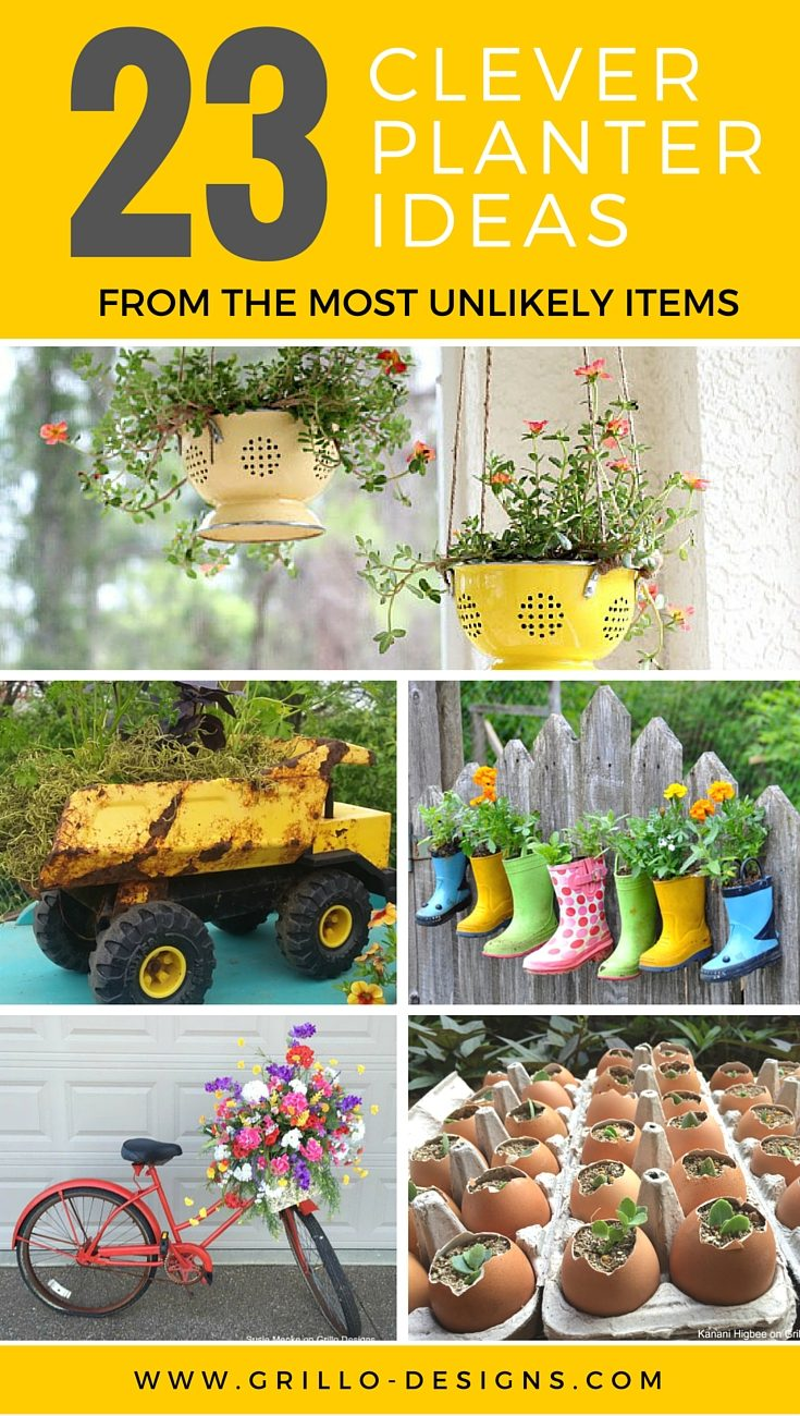 planter ideas