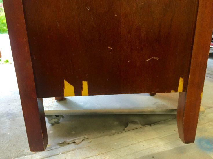 Repair Damaged Veneer
