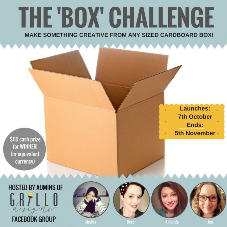 DIY box challenge - what will you make?