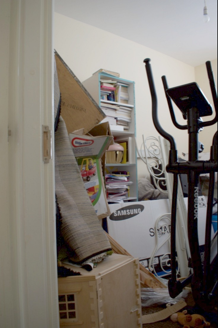 why decluttering is so important before moving house / Grillo Designs www.grillo-designs.com