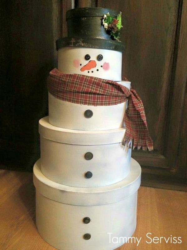Alternative ways to make a snowman / Grillo Designs Blog www.grillo-designs.com