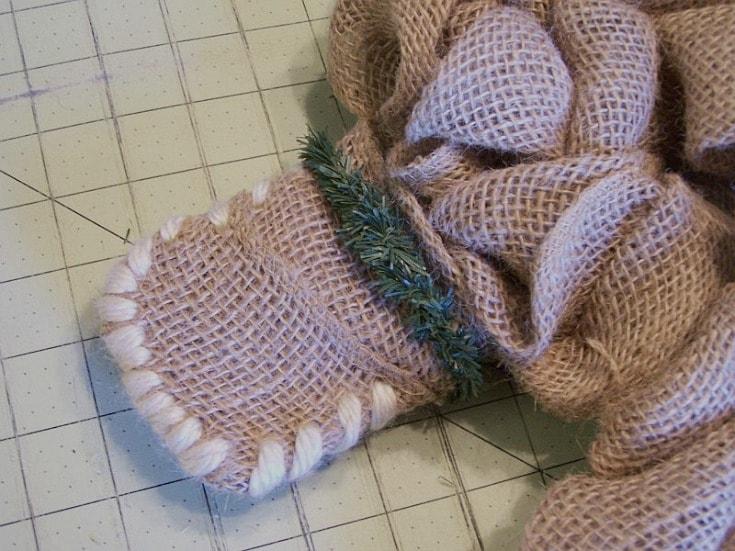 halter for horse head wreath/ Grillo Designs www.grillo-designs.com