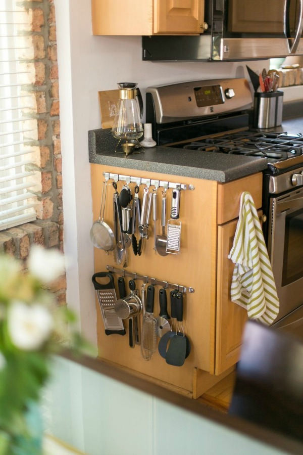 11 Clever Ways To Declutter Kitchen Counters Page 3 Of 4