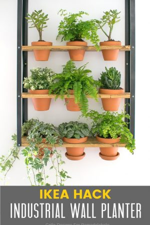 industrial wall herb garden/ grillo designs www.grillo-designs.com