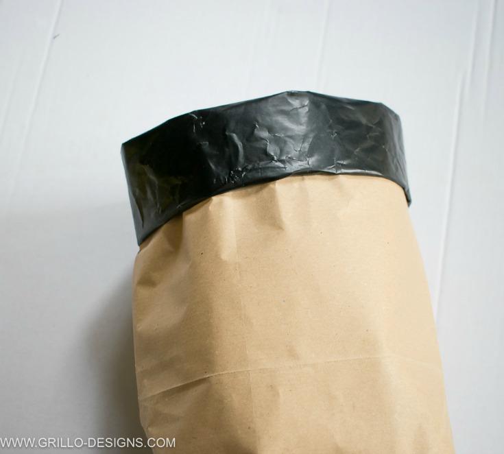 Completed planter bag / grillo designs www.grillo-designs.com