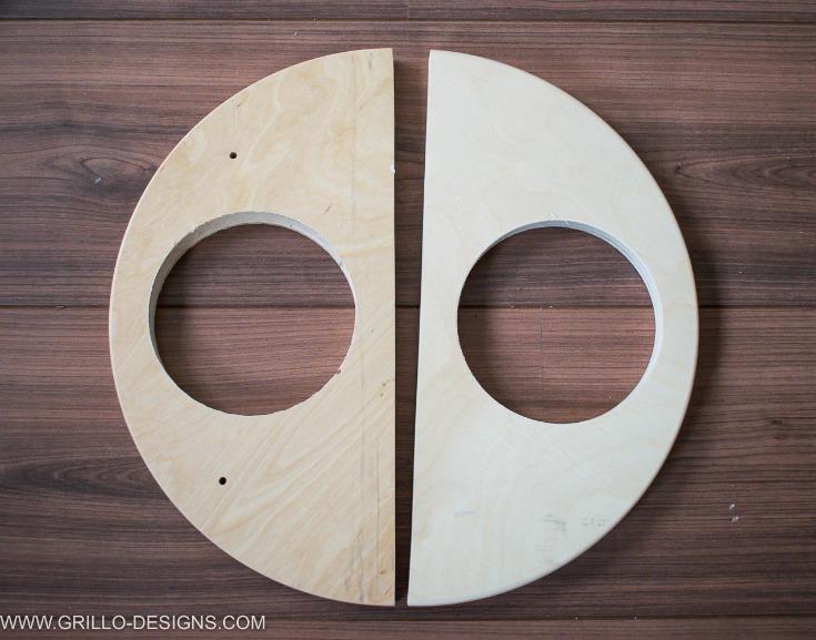 IKEA FROSTA HACK IDEA FOR YOUR PLANTS / Grillo Designs www.grillo-designs.com