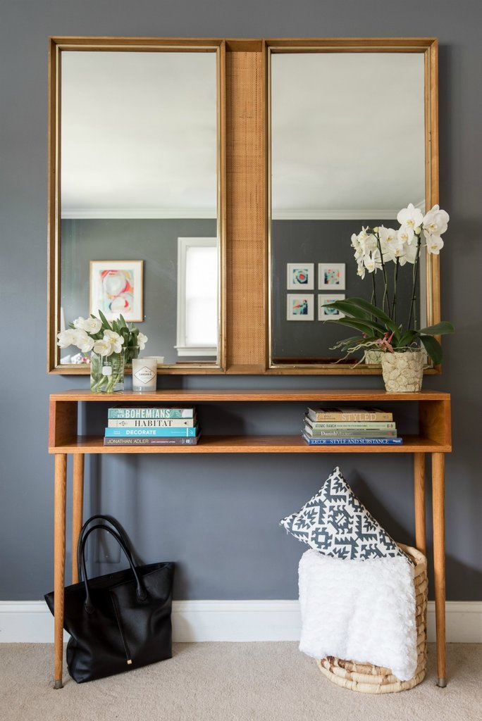 how tp Build a diy Mid-Century furniture Modern Console Table