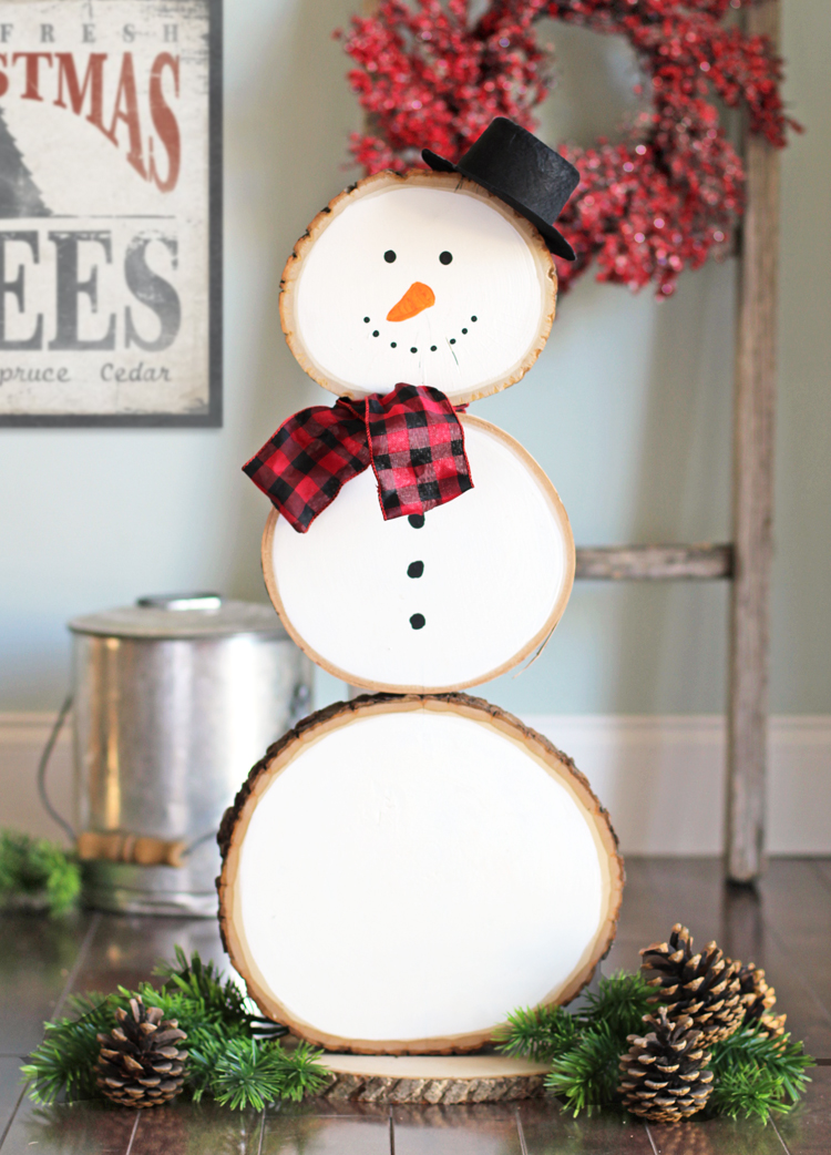 27 creative diy snowman decorations grillo designs. Black Bedroom Furniture Sets. Home Design Ideas