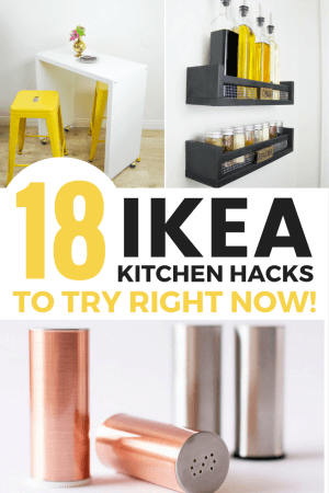 DIY SIMPLE IKEA HACKS / GRILLO DESIGNS