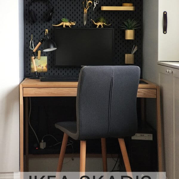 IKEA SKadis Hack | Grillo Designs