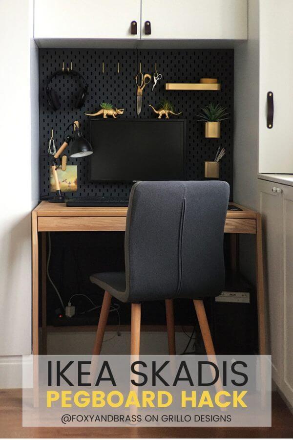 IKEA SKadis Hack | Grillo Designs