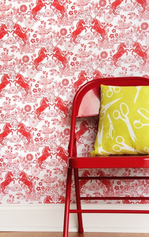 All the best online places to buy temporary wallpaper / grillo designs