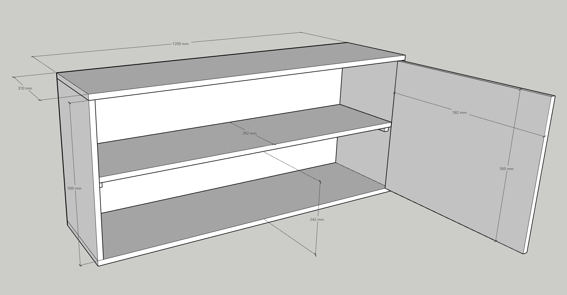 Plans for diy tv stand