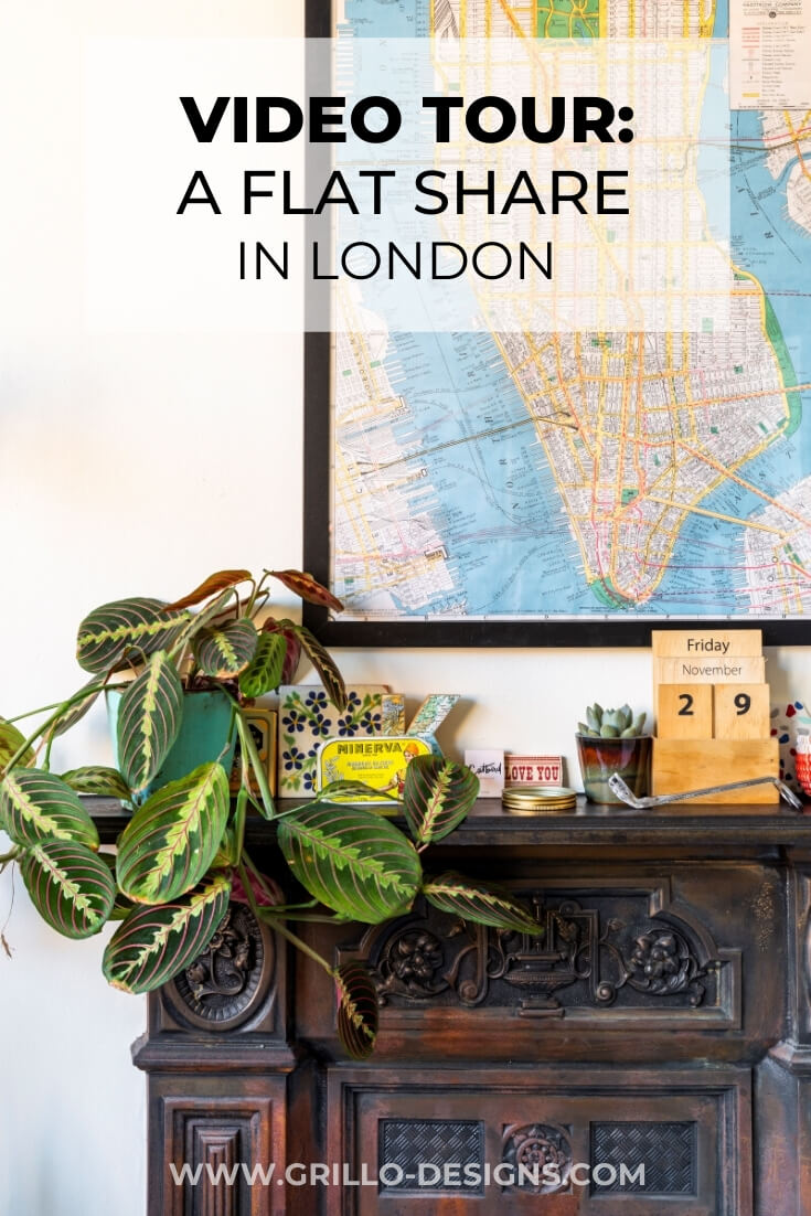 LIVING IN A FLAT SHARE: I'm touring the home of Kristabel Plummer .In this episode, we're talking the pros and cons of living in a flat share in London