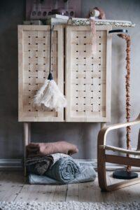 9 Seriously Stylish IKEA IVAR Cabinet Hacks, That Won't break the Bank!