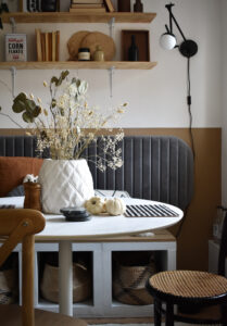 Transform a Simple Dining Table into a Beautiful Marble Statement Piece!