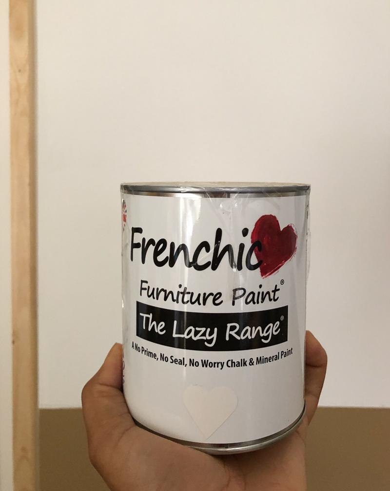 frenchic paint tin the lazy range